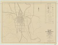 City map, Basin, Big Horn County, Wyoming