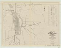 City map, Greybull, Big Horn County, Wyoming