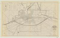 City map, Rawlins, Carbon County, Wyoming