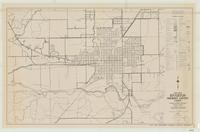 City map, Riverton, Fremont County, Wyoming