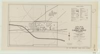 City map, Sinclair, Carbon County, Wyoming