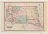 Johnson's Nebraska, Dakota, Idaho, Montana, and Wyoming.