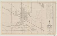 City map Torrington, Goshen County, Wyoming