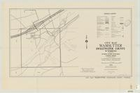 City map, Wamsutter, Sweetwater County, Wyoming
