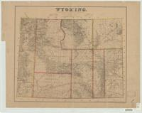 Wyoming : compiled by permission from official records in U.S. Land Office