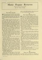 [Page of] The Dynamo - April 1918