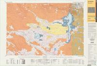 Wyoming : Riverton : 100,000-scale topographic map : 30 X 60 minute series (topographic)