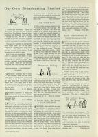 [Page of] The Dynamo - September 1922