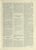[Page of] The Dynamo - June 1923