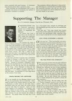 [Page of] The Dynamo - July 1922