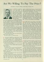 [Page of] The Dynamo - December 1922