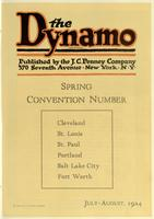 The Dynamo - July-August 1924