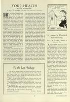[Page of] The Dynamo - November 1924