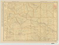 Rand McNally standard map of Wyoming