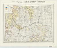 Wyoming stream fishery classification