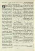 [Page of] The Dynamo - January 1928