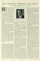 [Page of] The Dynamo - May 1928