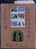 Brian Jacobs collecting field book 1987 : records  nos. 3655-4609