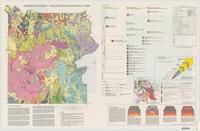 Geological map of Yellowstone National Park / by Robert L. Taylor ... [et al.].