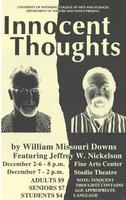 Innocent Thoughts by William Missouri Downs