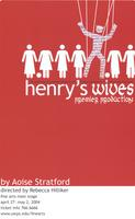 Henry's Wives by Aoise Stratford