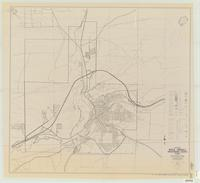 Historic Map Collection UW Digital - City map of wyoming