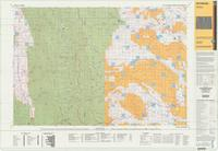 Wyoming : Afton : 1:100,000-scale topographic map : 30 X 60 minute series (topographic)