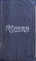 Aven Nelson collecting field book 1910-1920 : record nos. 9311 to 9882.