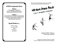 48-Hour Dance Relay [Program]