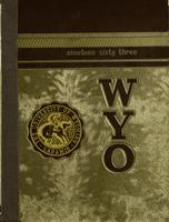 Wyo [Volume 50 - Senior Class of 1963]