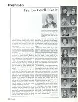 [Page of] Wyo [Volume 66 - Senior Class of 1984]