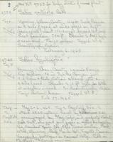 [Page of] C. L. Porter 1965-1966 Records 9736-10,332