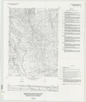 Preliminary geologic map of the Hole-in-the-Wall quadrangle, Johnson County, Wyoming