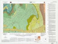 Preliminary geologic map of the Midwest 30' x 60' quadrangle, Natrona, Converse, and Johnson Counties, Wyoming