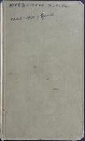 Aven Nelson collecting field book 1925 to 1930 : record nos. 10163 to 10785.