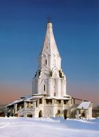 Moscow Cathedrals - Kolomenskyoe - Church of the Ascension