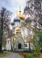 Moscow Cathedrals - Novodevichy Convent - Cathedral of the Mother of God