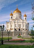 Moscow Cathedrals - The Cathedral of Christ the Saviour