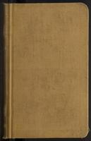 Edwin Payson collecting field book 1921 : records nos. 2374-2507