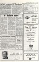 [Page of] Branding iron [January 13, 1967]