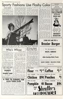 [Page of] Branding iron [October 23, 1964]