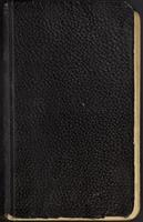 Leslie N. Goodding collecting field book 1906-1909 : record nos. 2098 to 2516.