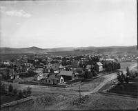 Panoramic of Evanston, Uinta County, Wyoming