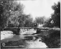 Sybille River, Two Bar Ranch, Near Wheatland, Wyoming