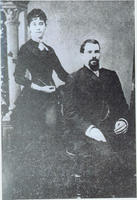 Tom and Mora Hunton Portrait