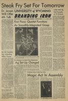 [Page of] Branding iron [July 3, 1953]