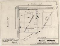 Finnell Property West 66 Ft of Lot 5 and N 21' of W66' of lot 4 Block 186, Original Town of Laramie