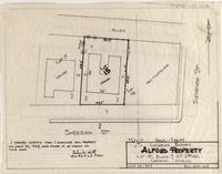 Location-Survey Alford Property Lot 15, Block 7, U.P. 3rd add, Laramie, Wyoming