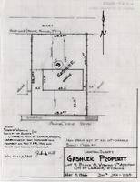 Location-Survey Gashler Property Lot 9, Block 8, Wyoming 5th Addition City of Laramie, Wyoming