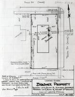 Location-Survey Brasher Property Fractional Lot 6, Block 14, Midwest Addition and Fractional Lot 6, Block 14, Midwest 2nd Addition City of Laramie, Wyoming